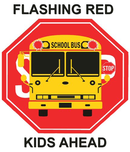 Flashing Red, Kids Ahead